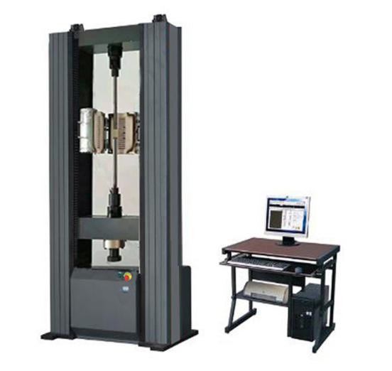 电子万能试验机的摩擦系数怎么做可以减少?